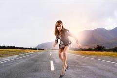 Ready! Steady! GO! Stock Image