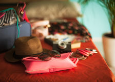 Ready for Summer Holidays Royalty Free Stock Images