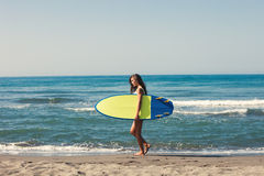Ready for surf Stock Photos