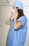 Ready for Surgery Stock Photo