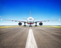 Ready for take off Royalty Free Stock Image