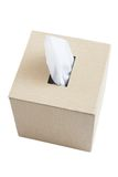 Ready tissue box Royalty Free Stock Photos