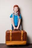 Ready to big travel. Stock Photos