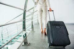 Ready to business trip. Royalty Free Stock Photos