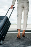 Ready to business trip. Royalty Free Stock Photography