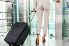 Ready to business trip. Stock Photo