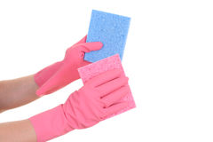 Ready to clean Royalty Free Stock Image