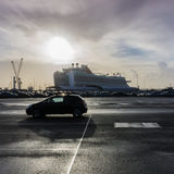 Ready To Cruise Stock Image