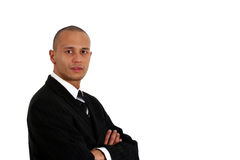 Ready To Do Business Royalty Free Stock Image