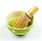 Ready to drink Japanese matcha Royalty Free Stock Photo