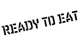 Ready To Eat rubber stamp Royalty Free Stock Photos
