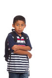 Ready to Go back to School Royalty Free Stock Photos