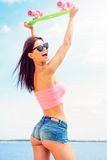 Ready to have fun! Royalty Free Stock Photo