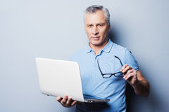 Always ready to help you. Stock Images