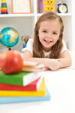 Ready To Learn - Back To School Concept Royalty Free Stock Photos