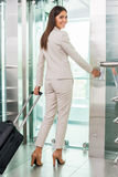 Ready to new business trip. Royalty Free Stock Photos