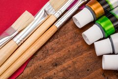Free Ready To Paint Stock Photography - 107474152