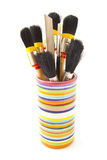 Ready to paint Royalty Free Stock Image