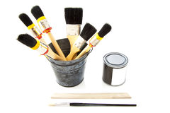 Ready to paint Royalty Free Stock Photo