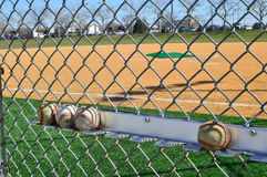 Ready to play ball Royalty Free Stock Photography