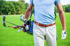Ready to play. Royalty Free Stock Image