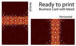 Ready to print Business Card Stock Photos