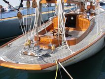Ready to sail Royalty Free Stock Photography