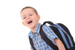 Ready to school Stock Images