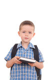 Ready to school Royalty Free Stock Photo