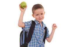 Ready to school Stock Photos