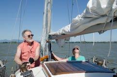 Ready to Set Sail Royalty Free Stock Photos