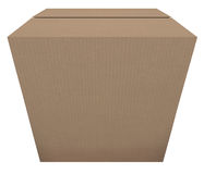 Ready to Ship Cardboard Box Mailing Package Order In Stock Stock Photography