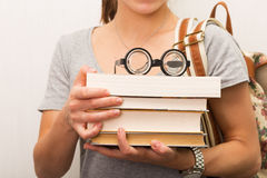 Ready to study Stock Image