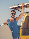 Ready to summer! Stock Photography