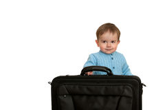 Ready to travel! Stock Image