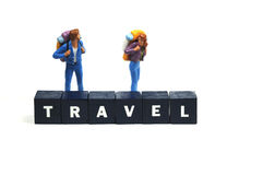 Ready to travel Royalty Free Stock Images