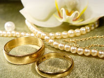 Ready to wedding Stock Photography