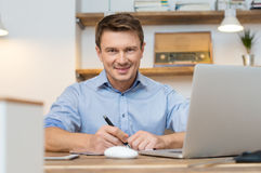 Ready to work Stock Photos