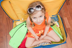 Ready for travel Royalty Free Stock Photo