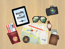 Ready for travel Royalty Free Stock Image