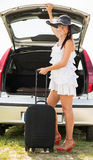 Ready for vacation Royalty Free Stock Photo