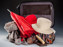 Ready for vacation! Stock Photos
