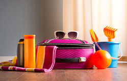 Ready for vacations Royalty Free Stock Photo