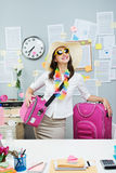Ready for vacations Royalty Free Stock Images