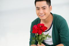 Ready for a Valentine�s day Stock Image