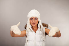 Ready for the winter Royalty Free Stock Image