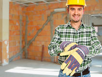 Ready for work Royalty Free Stock Photo
