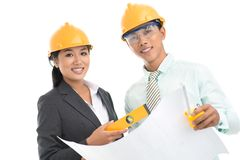 Ready for work Stock Images
