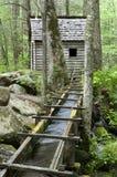 Reagan Mill, Smoky Mountains Stock Image