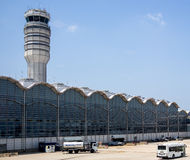 Reagan Nationalflygplats royaltyfri foto